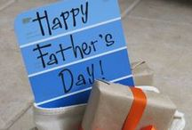 * Father's Day gifts & ideas