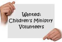 Children's Ministry / by Danielle Burton