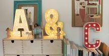 Lámparas bonitas / ¡Maaarchando una de lámparas bonitas que vienen dispuestas a iluminar cada detalle de la sala!