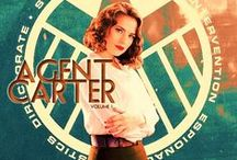"""Agent Margaret """"Peggy"""" Carter / Dedicated to one of the most bad-ass women in the history of SHIELD, that's all. / by Jennifer Powers"""