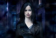 Cosplay - Jessica Jones / by Jennifer Powers