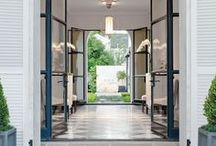 Baldwin Design Council, member curated by M. Grace Sielaff / M. Grace Sielaff - Inspiration in Serenity with a touch of Blue.