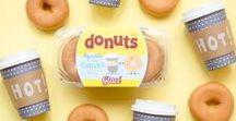 Mr. Wonderful for Donuts® / Un placer redondo donde y cuando tú quieras.