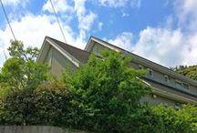 柏原2 / 福岡市南区柏原2のヤマネのリノベ。三角屋根がおしゃれなツーバイフォーです