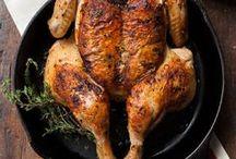 chicken recipes / chicken recipes, fried chicken, chicken breasts, roast chicken, slow-cooked chicken, weeknight chicken