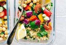 meal prep recipes / Meal Prep Recipes. Food that can be prepped ahead and stored in the fridge or freezer. Marinades, pastas, casseroles, freezer, slow cooker recipes and more! #mealprep #mealprepdinner #dinnermeal planning, meal prep ideas, healthy meal prep, clean eating meal prep, recipes for make ahead meals, vegetarian meal prep, make ahead recipes.