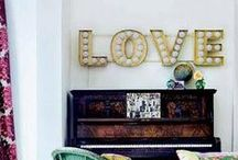 INSPIRE: A BIT OF LOVE / Because love makes the world go round!