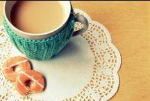 DRINK: TEA / Would you like a cuppa?
