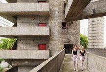 arquitetura + espaços