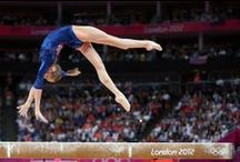 Gymnastics is LIFE / Hey! I'm a level 10 gymnast at GP. Been doing it since I was 2 years old. :) / by Crystal Holtz