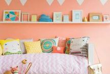 Little Ones / Fashion for girls, boys, babies. Ideas for DIY sewing or crafting projects and bedroom decorating. / by Stephanie Walser
