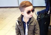 Kids...stylin' / by Danielle Kessler
