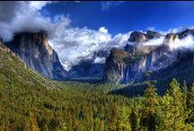 Yosemite / by Mary Ann