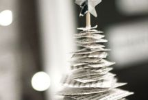 Christmas Trees / All shapes, sizes & materials. / by Mary-Ellen Thomas