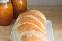 Breaking Bready breads / by Andi of Longmeadow Farm