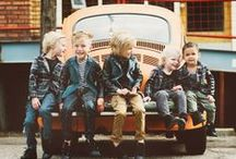 Kids Fasion-- Boys  / All good things are wild & free. / by Sarah Bevan-Manning