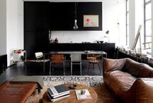 Stockholm Home / by Amanda Chaffin