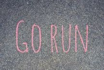 HEALTH: RUNNING... / Trainers on. Feet on the street. And run like you're being chased by a lion (or is that just me that imagines that!).