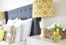 For our Master Bedroom / Decor and style for the new Master Bedroom & Bath / by Danielle Wraith