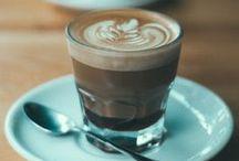 DRINK: COFFEE / Caffeine is the best!