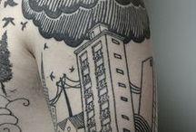 INSPIRE: MEN + TATTOOS / Inkspiration for guy tattoos.