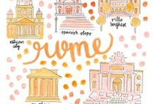 VISIT: ROME / Wonderful places to visit in the Eternal City