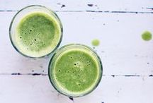 DRINK: SMOOTHIES + JUICES / Yummy, fruity smoothies...