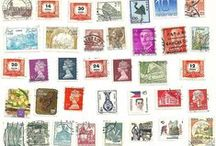 INSPIRE: POSTAGE STAMPS / Stamps... got 'em licked!