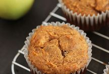 Muffins / vegan muffin recipes, plant based muffin recipes, gluten free muffin recipes, allergy friendly muffin recipes, dairy free muffin recipes