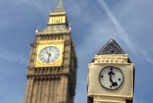 BUCKET LIST: LONDON / Things we've done or want to do in London.