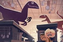 Dino Lover / by Megan Wise