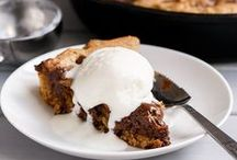 Skillet Cookies / One skillet is one serving, right?