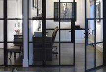 A vetro / Porte, finestre, pareti