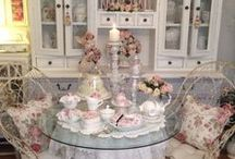 Shabby Chic / faded elegance and charm never go out of style!