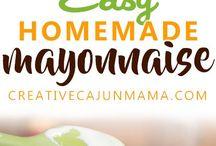 Recipes @ Creative Cajun Mama