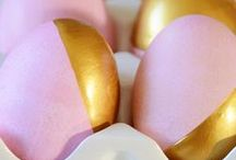 easter / We've got your Easter ideas for food and decorating right here. Thanks, Easter Bunny!