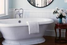 Dream Bath / I miss having a bathtub.  / by Alison Welch