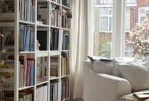 Bookshelves / by Alison Welch