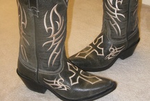 CowBoy Boots  / I dont own any right now but I want to !! / by Kimberly Chambers