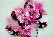Bow Making / by Southern Belles Like Big Bows
