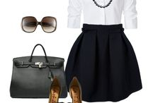 Outfits / by Andrea Diaz
