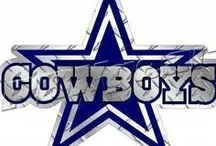 Dallas Cowboys / by Kimberly Chambers