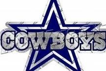 Dallas Cowboys / by Kimberly Chambers