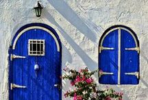 Blue & White / Beautiful Blue & White Everything