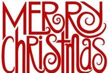CHRISTMAS / by Patricia de la Macorra