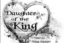 Daughter Of The King / Women / by Michelle Gutierrez (MsHoverfly.com)