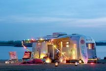 Glamping & Wonderful Trailer Trash / Stylish mobile, need I say more. / by Hope Gibson