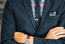 His Style / Men Style Boyfriend  / by Natalie Epping
