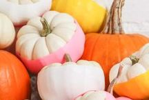 halloween ideas / The most spooktacular (sorry) food and decorating ideas for All Hallow's Eve. Boo!
