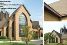 Gallery Images / Check out some of Metal-Era's favorite roof edge and ventilation projects!